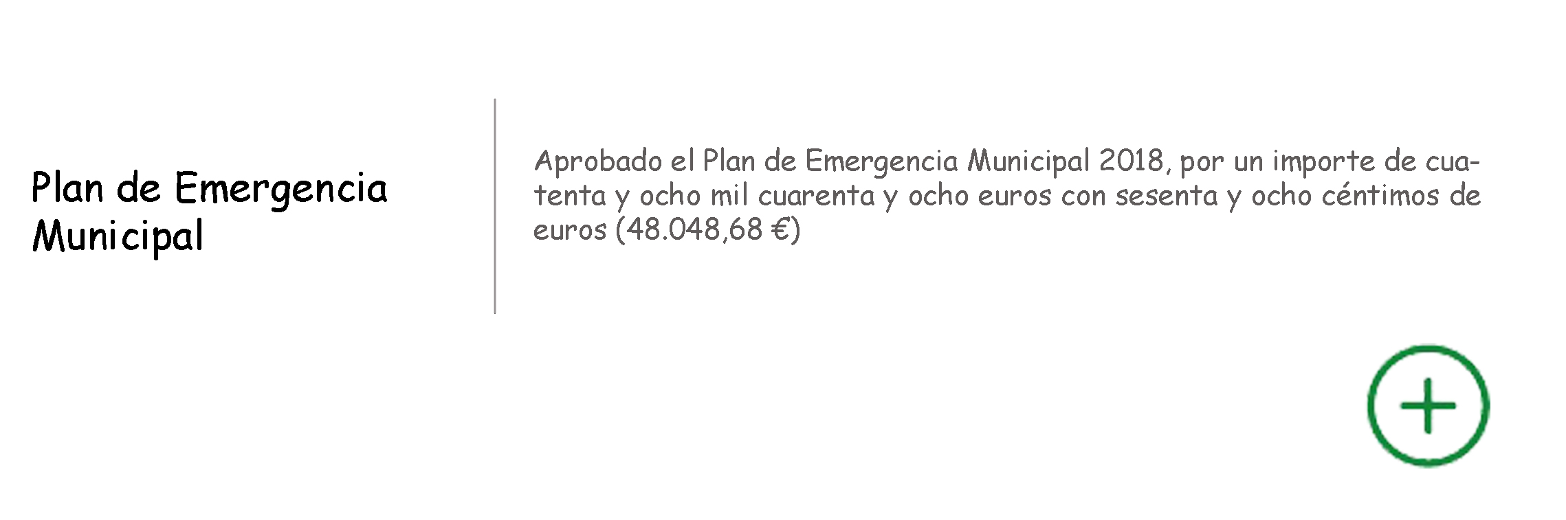 Plan de Emergencia Municipal